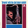 Cover for Groovin' with the Chet Baker Quintet