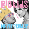 Cover for Never Grow Up