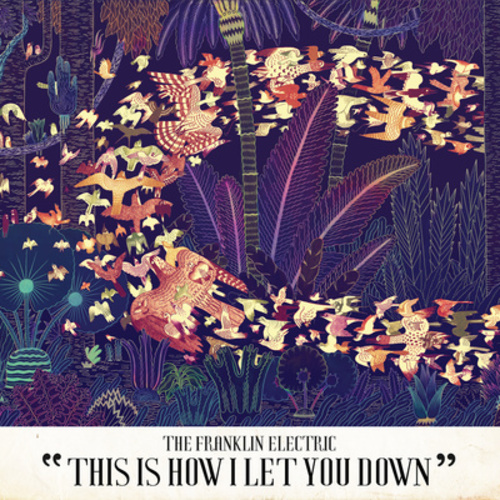 Cover for This Is How I Let You Down