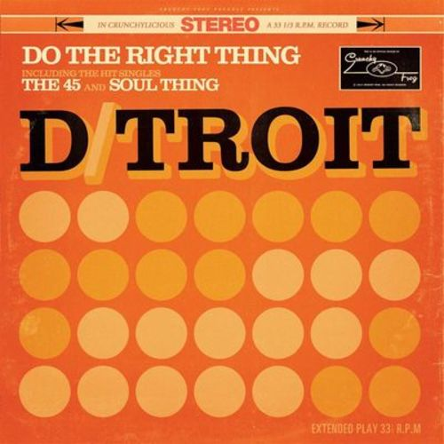 Do The Right Thing EP cover