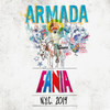 Cover for Armada Fania N.Y.C. 2014