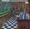Cover for El Juicio