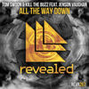 Cover for All The Way Down feat. Jenson Vaughan - Single