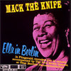 Cover for Ella in Berlin: Mack the Knife