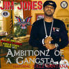 Cover for Ambitionz of a Gangsta